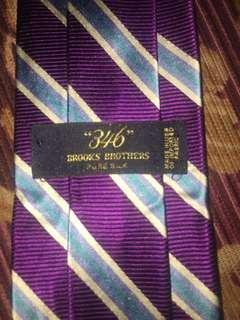 Brooks Brothers Necktie Made In USA