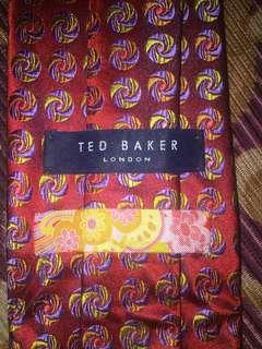 Ted Baker Necktie Made In USA