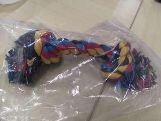 🚚 Dog Rope Toy