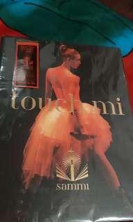 Sammi touch mi演唱會DVD
