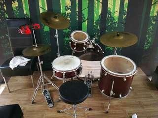 Drum Set TAMA