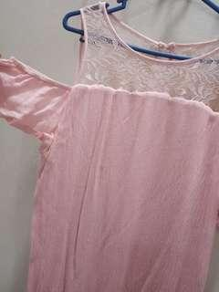 Zalora sabrina dress