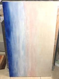 50號半麻油畫畫布