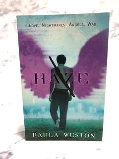 Paula Weston - Haze (The Rephraim, #2) Book #MMAR18