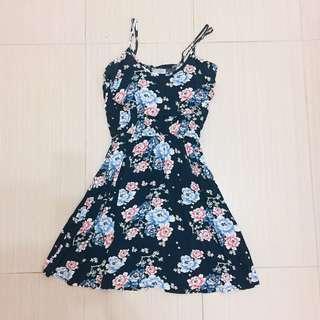 Cotton On Floral Mini Dress #SparkJoyChallenge