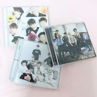 🚚 bts japanese albums