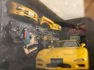HOTWORKS RACING FACTORY MAZDA RX7 FD3s 1991 1/24