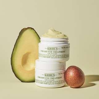 🚚 Brand New Kiehl's Creamy Eye Treatment with Avocado 14ml