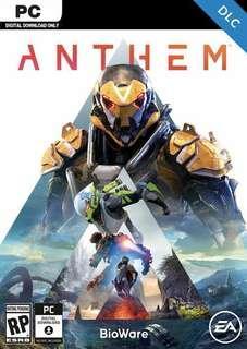 🚚 Anthem DLC PC ORIGIN