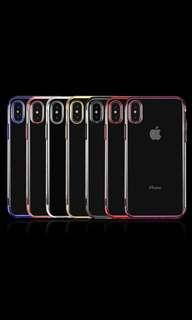 BN iPhone XR / XS / XS MAX silicon case