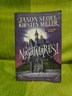 Nightmares by Jason Segel and Kirsten Miller
