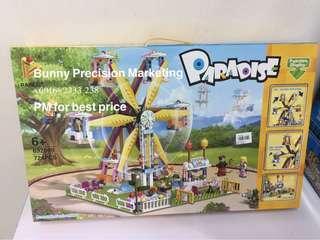 Ferris Wheel (Bricks)
