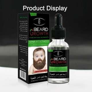 Beard Oil / Ubat jambang b