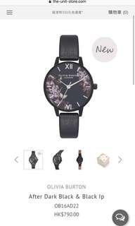 Olivia Burton手錶 *REAL & NEW*