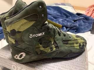 全新Otomix 健身、boxing, 泰拳運動鞋
