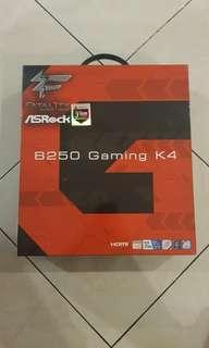Asrock fatality b250 gaming k4