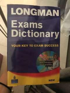 🚚 Longman Dictionary