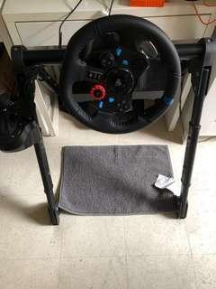 Logitech G29+H Shifter+Wheel Stand