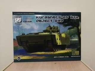 1/35 Kureaecs-25 BTR OBJECT 693