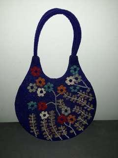 Handbag from vietnam made of Beads and Sequins