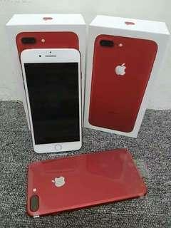 promo iphone 7 plus red