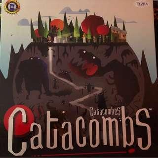 Catacombs 3rd Edition + expansion