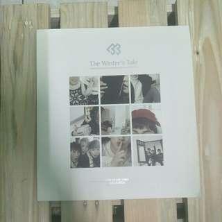 [WTS] BTOB 6th Mini Album The Winter's Tale