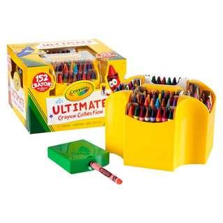 🚚 BRAND NEW Crayola Ultimate Crayon Collection, 152 Pieces, Art Set, GIFT