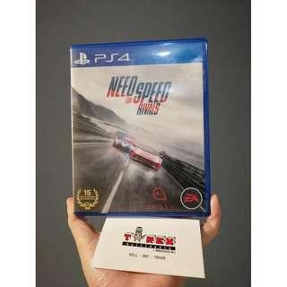 PS4 NEED FOR SPEED : RIVALS