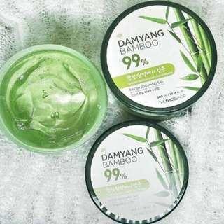 The Face Shop damyang 99% bamboo