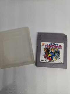 Gameboy Parodius Q版沙羅曼蛇 Game Boy
