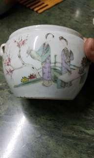 民國瓷器工藝一流不議價