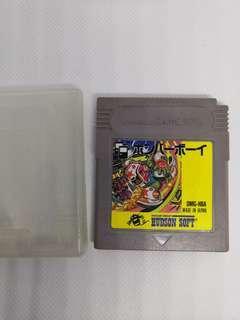Gameboy Bomber Boy 炸彈人 Game Boy