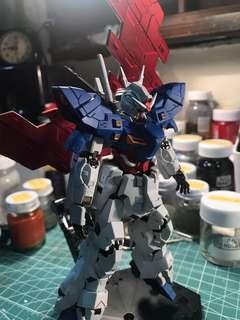 🚚 HG Moon Gundam Painted
