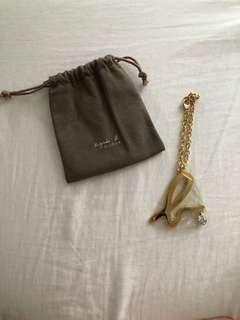 🚚 Agnes b bag charm