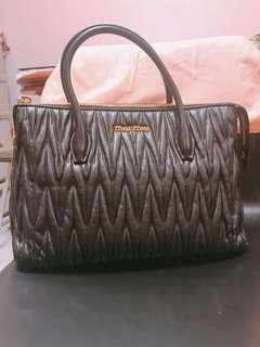 95%new Miu Miu handbag / shoulder bag