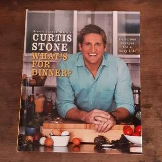 Curtis Stone Cook Book - What's For Dinner?