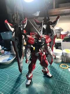 🚚 MG Astray Turn Red (Painted)