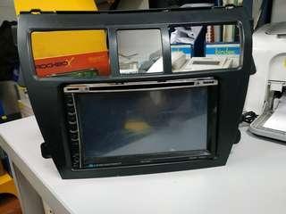 Doubledin TV LCD 6.95 INCH