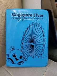 全新Singapore Flyer 証件套