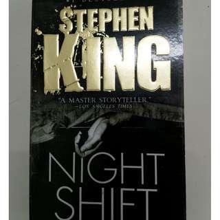"""Night Shift"" by Stephen King"