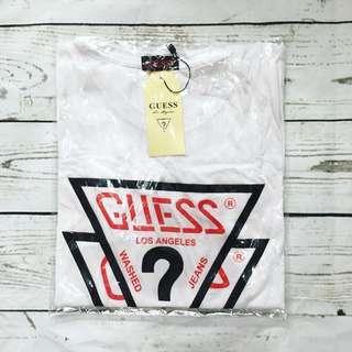 Guess shirt white