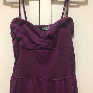 Volcom corset dress