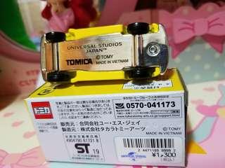 現貨 一部 Tomy Tomica USJ Taxi 日本環球影城 的士 限量 限定