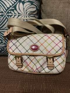 Coach Peyton mini crossbody bag