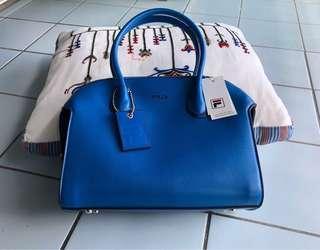 Handbag / sling bag original leather by Fila