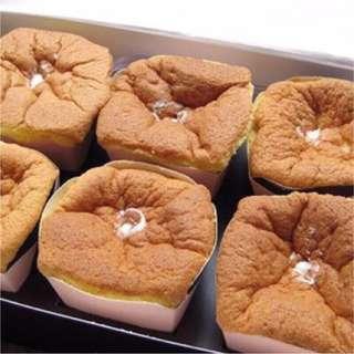 暫停販售-🔥代購12入新竹艾立招牌草莓/巧克力戚風蛋糕