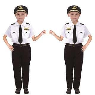 KIDS COSTUME RENTAL PILOT