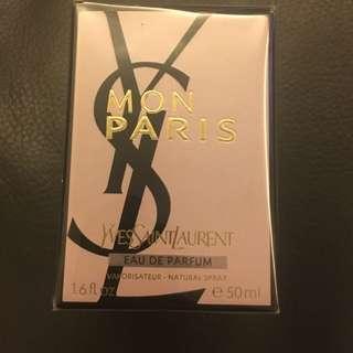 YSL Mon Paris 50ml 香水🎀