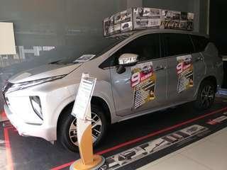 Mobil mitsubishi expander ready
